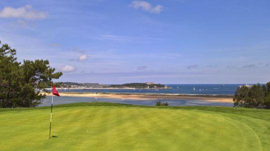 golf en cantabria
